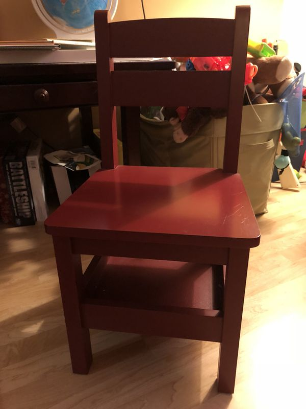 Kids Desk Two Chairs The Land Of Nod For In Palos Hills Il Offerup
