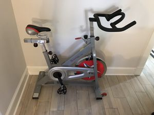Sunny Health & Fitness Pro Indoor Cycling Bike for Sale in Arlington, VA