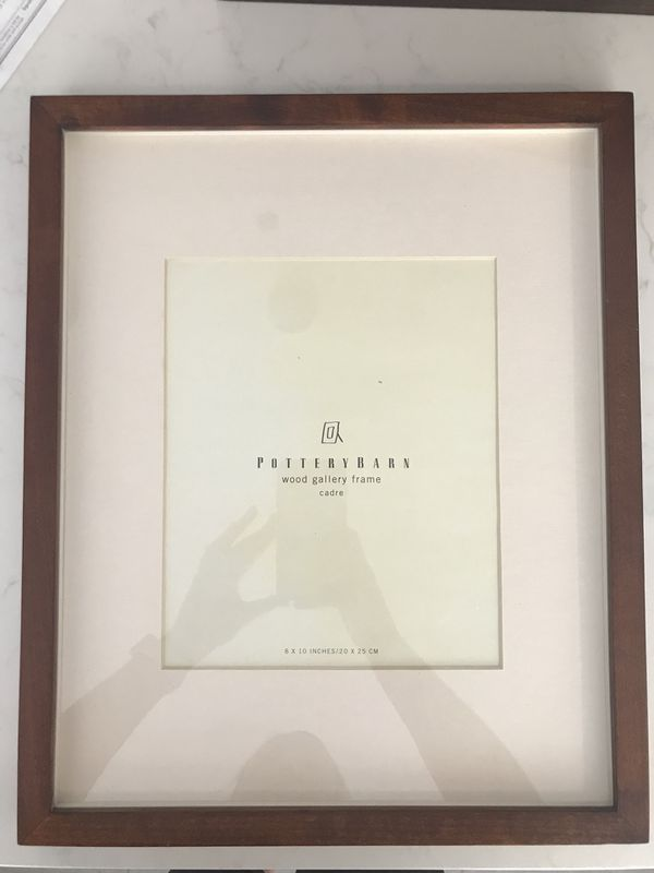 Pottery Barn Wood Gallery Frames - set of 3 for Sale in Dallas, TX ...
