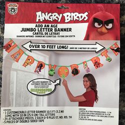 ANGRY BIRDS PARTY SUPPLIES Thumbnail