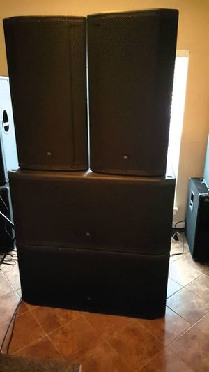 JBL System subwoofers and speakers for Sale in Woodbridge, VA