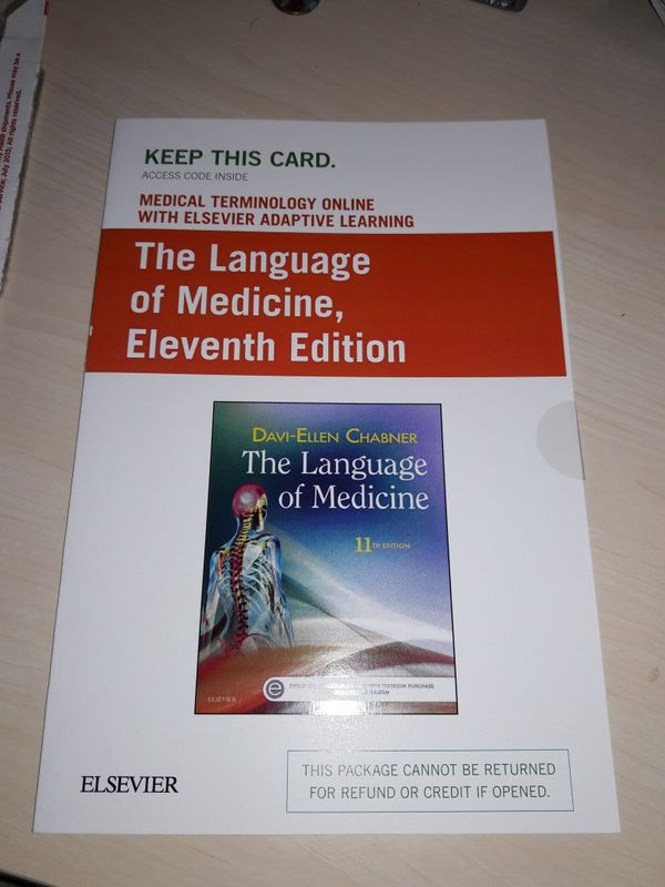 Medical Terminology Books Magazines In Portland Or Offerup
