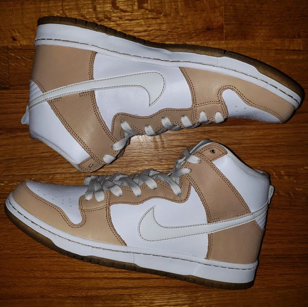 info for f1ed3 de774 Nike SB Dunk High Premium QS Premier Collab 'Win Some, Lose Some'
