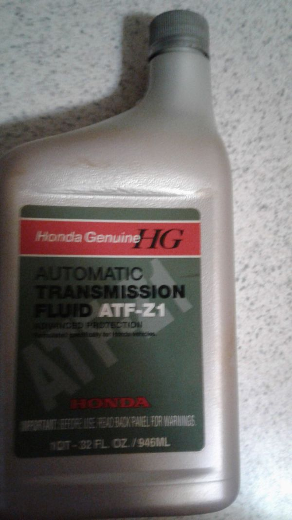 3 Bottles Of Genuine Honda Atf Z1 Automatic Trans Fluid For In Queen Creek Az Offerup