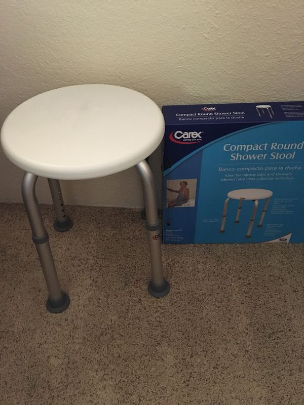 Compact Shower Stool $20 for Sale in Mukilteo, WA - OfferUp