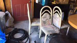 Chairs (set of 3) for Sale in Baltimore, MD