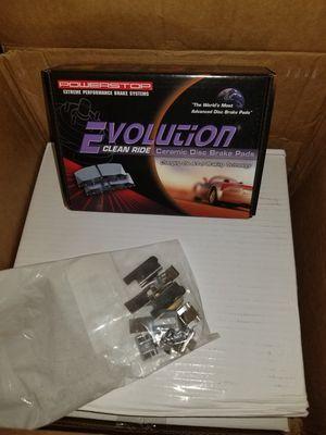 Photo Brake pads and rotors kit 99-04 Mustang GT or V6