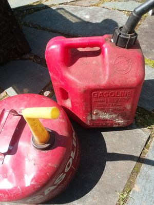 Gas Cans for Sale in Lynchburg, VA