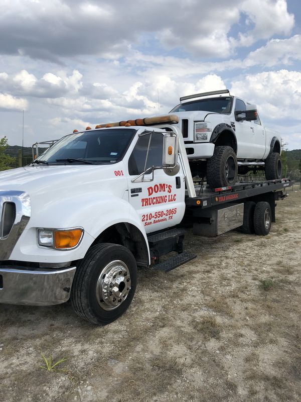 Call or TEXT if u need Tow (Cars & Trucks) in San Antonio, TX - OfferUp