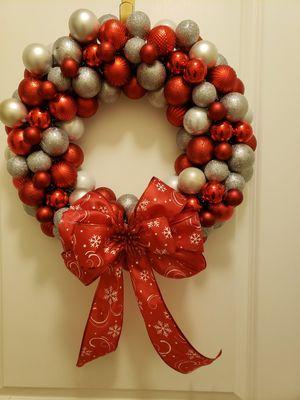 Ornaments wreath for Sale in Orlando, FL