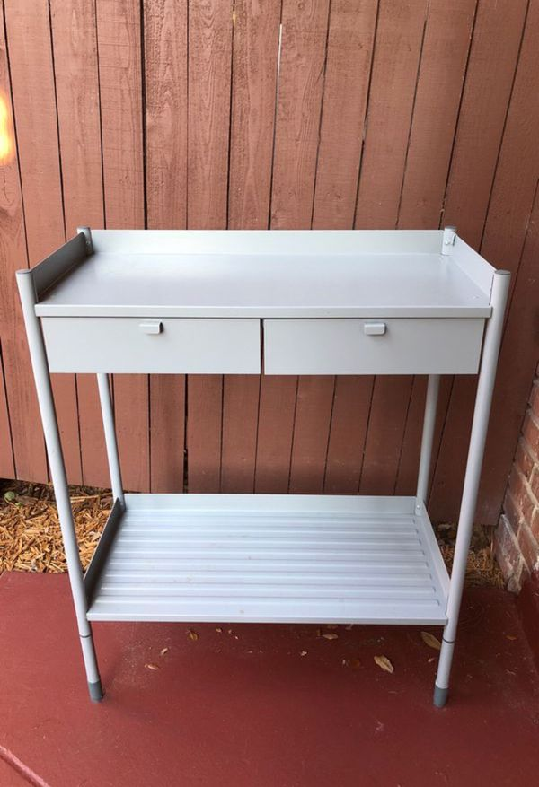 Ikea Hindo Potting Bench For Sale In Tampa Fl Offerup