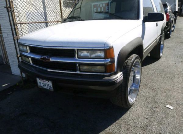 Offer Up Los Angeles >> 2 Door Chevy Tahoe For Sale In Los Angeles Ca Offerup
