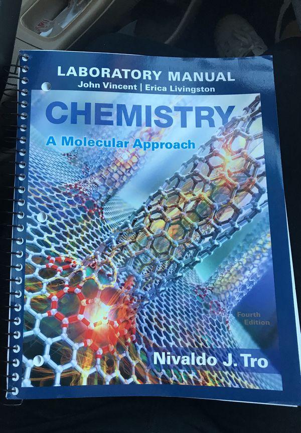 Chemistry A Molecular Approach Fourth Edition Laboratory Manual