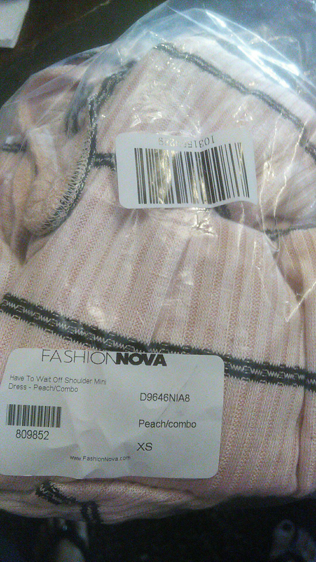 Brand new fashion nova