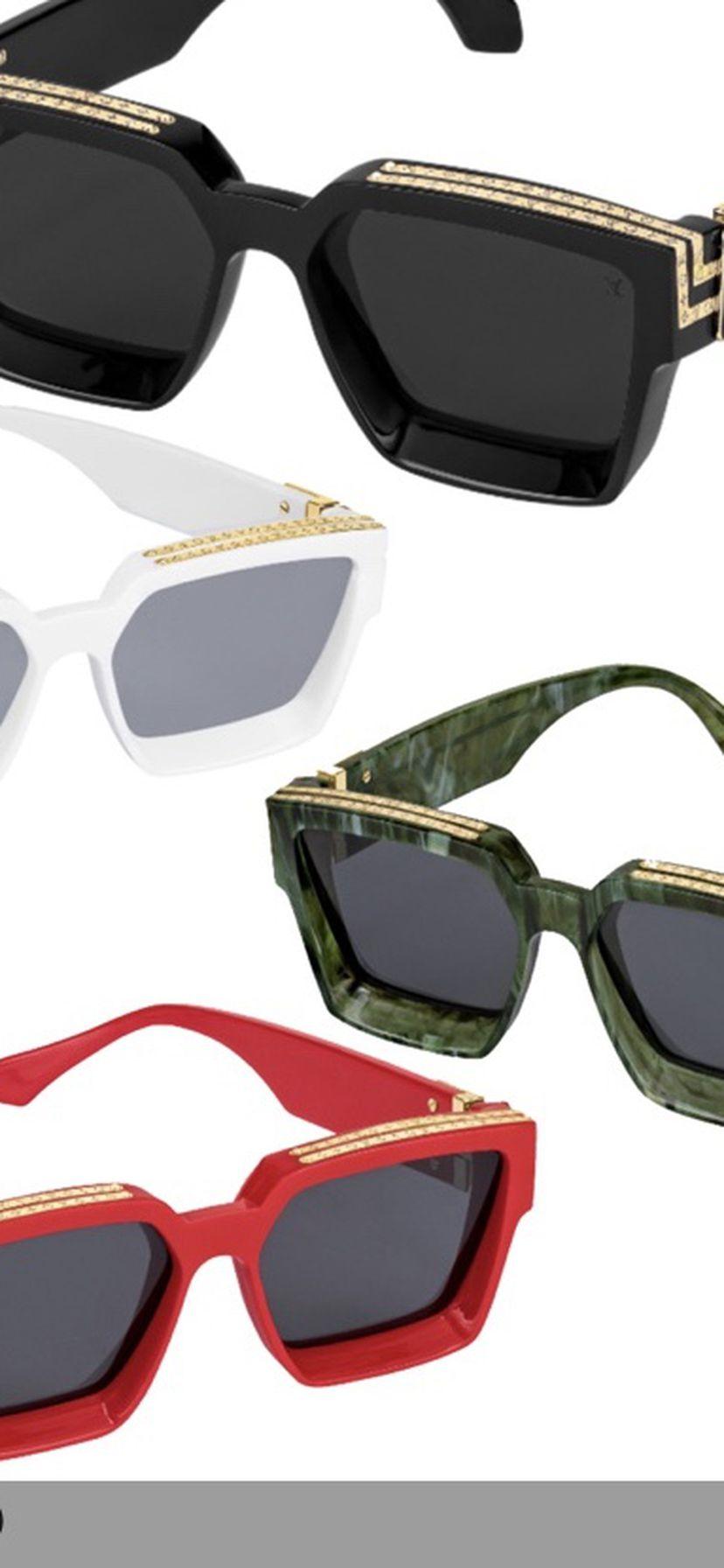 Louis Vuitton Hologram glasses
