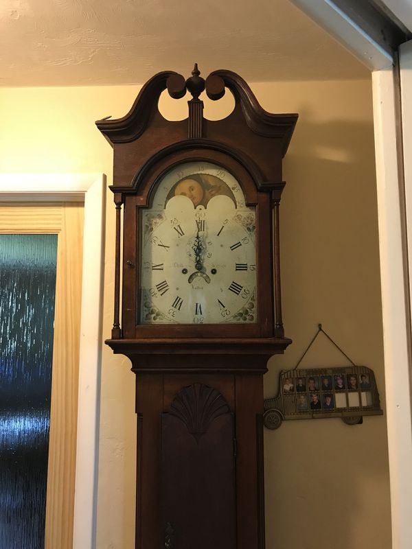 Antique Grandfather Clock For Sale In Cape Coral Fl Offerup