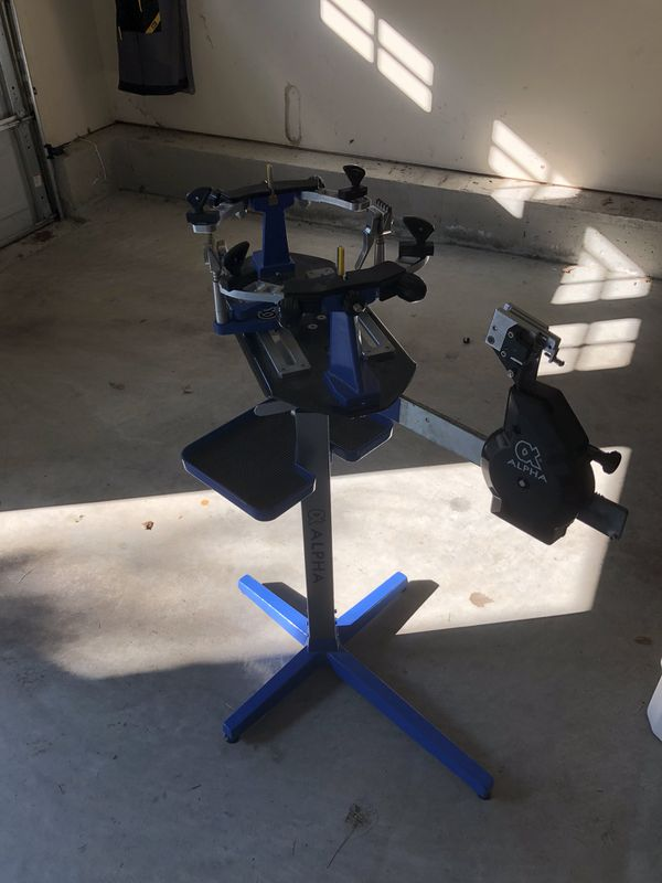 Tennis Stringing Machine for Sale in Cary, NC - OfferUp