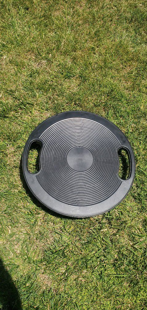 Balance Board Disk..Lots Of GREAT EXERCISES YOU CAN DO