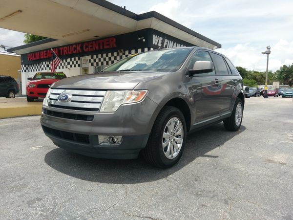 Ford Edge Sel Dr Crossover With Warranty For Sale In Greenacres Fl Offerup