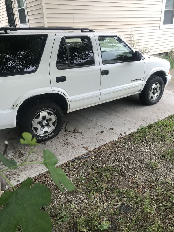 tires for chevy blazer 2004