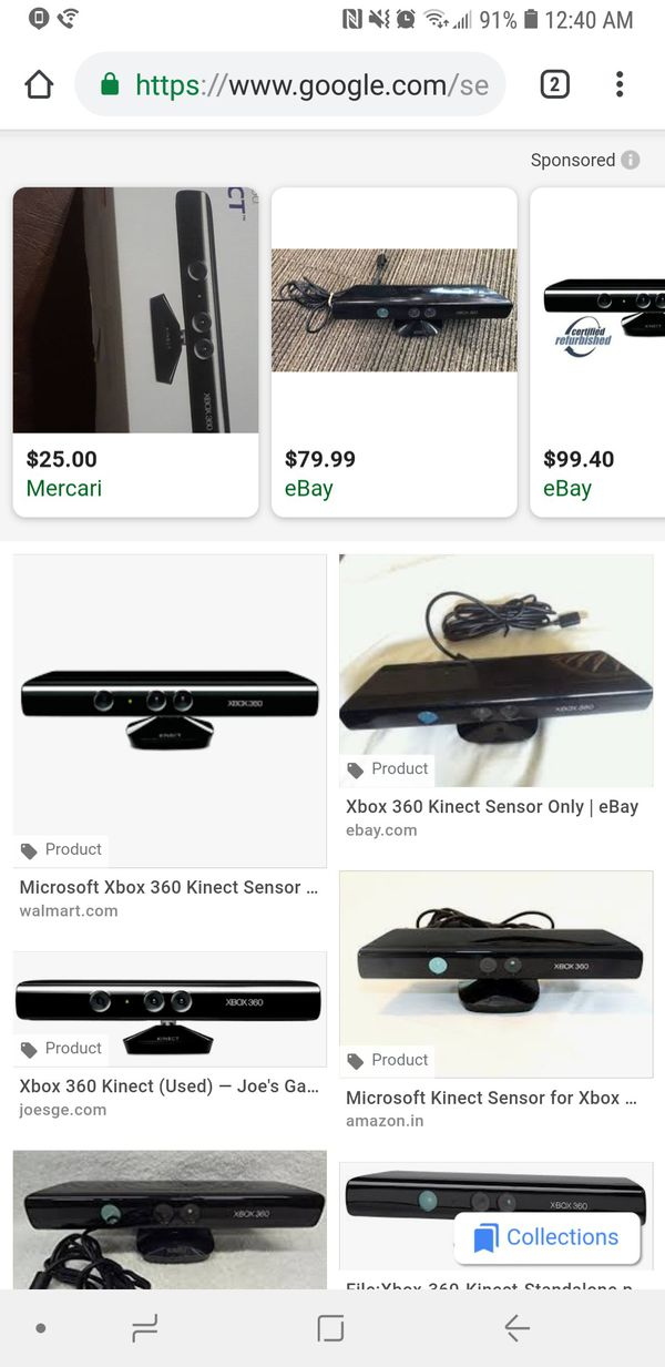 Xbox kinect system xbox360 for Sale in Aurora, IL - OfferUp