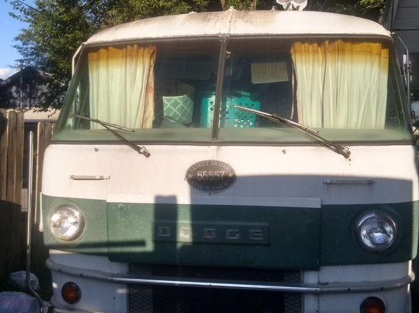 1971 Dodge Travco For Sale In Wichita Ks Offerup
