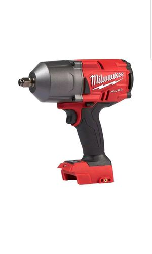 Milwaukee 2767-20 M18 1/2 High Torque Impact Wrench with Friction Ring for Sale in Upper Marlboro, MD