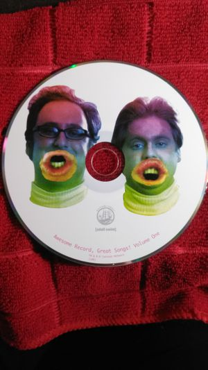 Tim and Eric Adult Swim CD 1 for Sale in NV, US