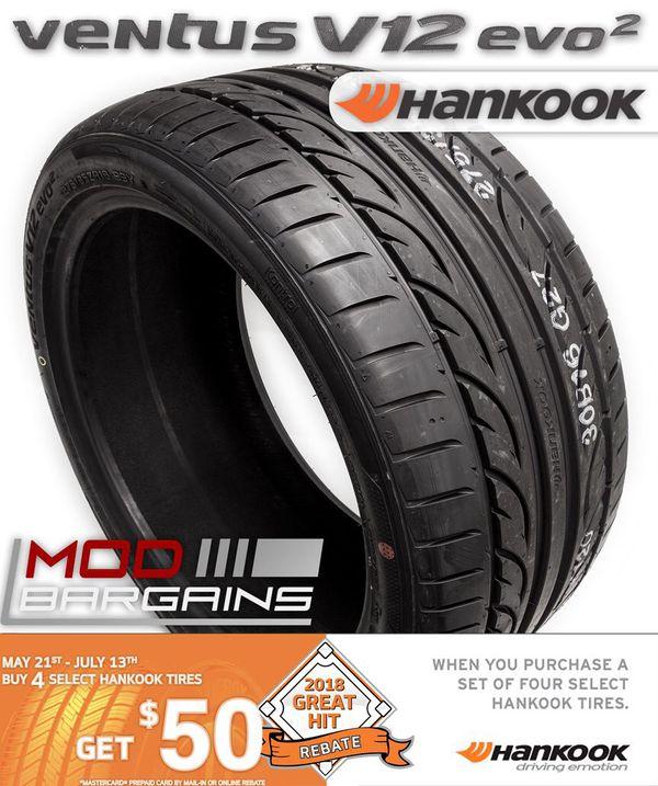 Hankook Ventus V12 Evo2 >> Hankook Ventus V12 Evo2 For Sale In San Jose Ca Offerup