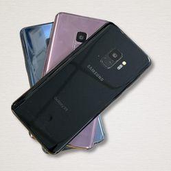 Samsung Galaxy S9 64 GB Unlocked Each  Thumbnail