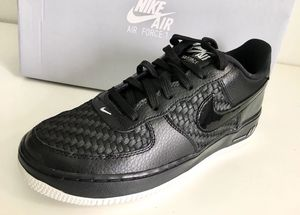 Nike Air Force 1 Black Youth 6.5 Women's 8 for Sale in Duluth, GA
