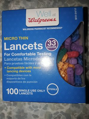 Lancets new for Sale in San Antonio, TX