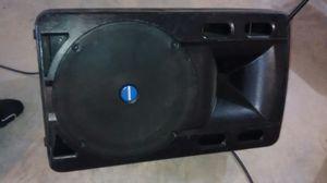 Mackie two speakers asking $600 for Sale in Danville, VA