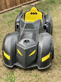 Batman Mobile Car Thumbnail