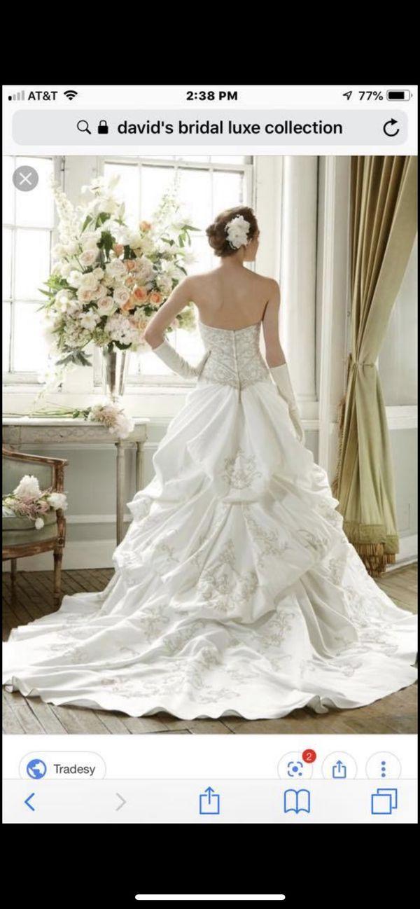 Allure Bridals Wilderly Bride Allure Bridal Wedding Dress