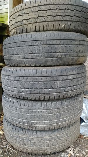 Used, 265. 70 r17 tires for sale  Powell, MO