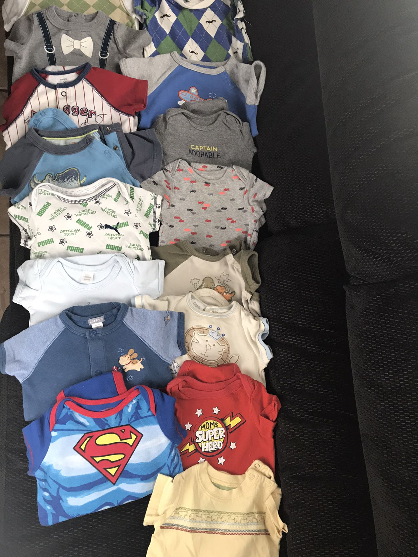 Baby Boy Clothes 3  To 6 Months
