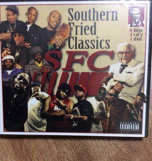 3 CDs DVD rap Music Videos KFC for Sale in San Francisco, CA