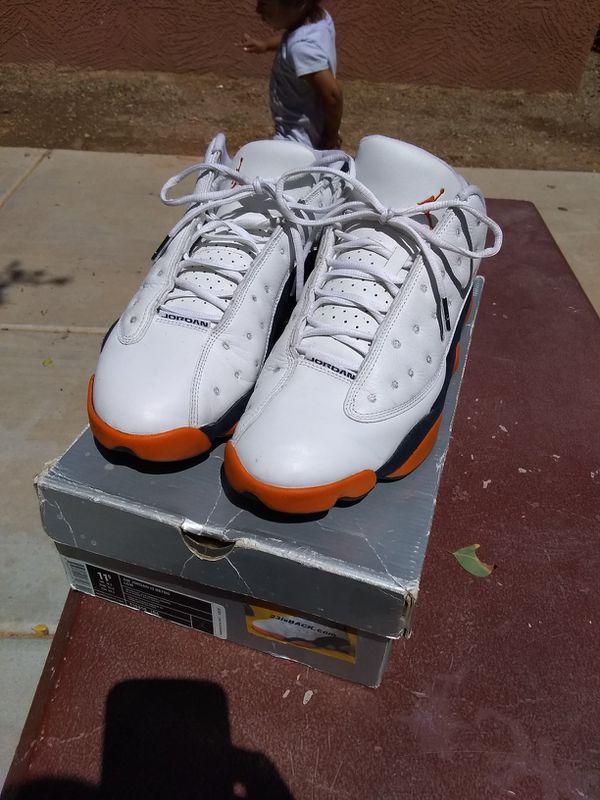 281b8e613d3e5b 2005 Air Jordan Retro Syracuse low top 13s size 11.5 w box  145obo for Sale  in Tucson