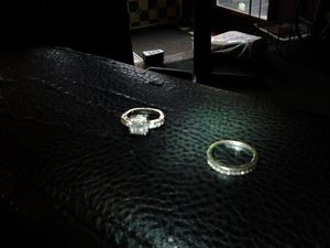Dimond wedding rings for Sale in Portland, OR