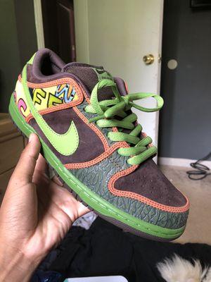 """Nike SB Dunk Low """"De la soul"""" for Sale in Hyattsville, MD"""