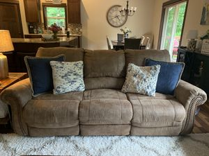 Terrific New And Used Reclining Loveseat For Sale In Rochester Mn Alphanode Cool Chair Designs And Ideas Alphanodeonline