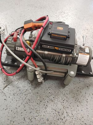 New and Used Winch for Sale in Redlands, CA - OfferUp
