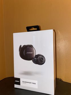 Bose sound sport headphones Thumbnail