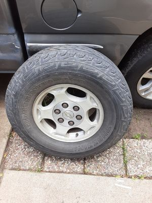 Photo Chevy wheels 16