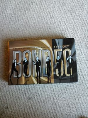 Bond Blue Ray set (2013) for Sale in Seattle, WA