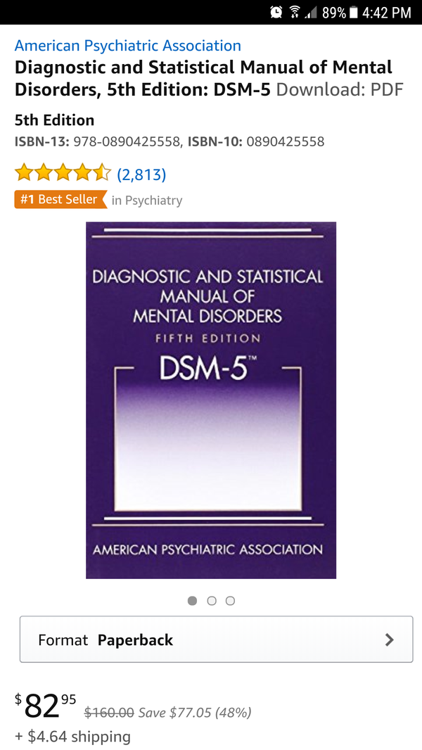 American psychiatric association diagnostic and statistical manual american psychiatric association diagnostic and statistical manual of mental disorders 5th edition dsm 5 download pdf 5th edition for sale in miami fandeluxe Images