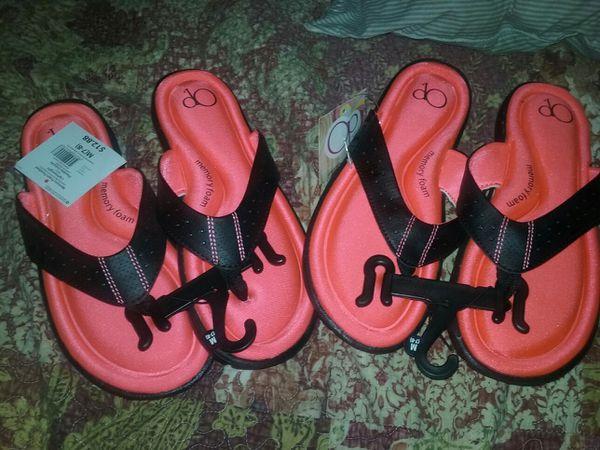 10972b86512f Brand New OP Memory Foam Flip Flops!! for Sale in San Antonio