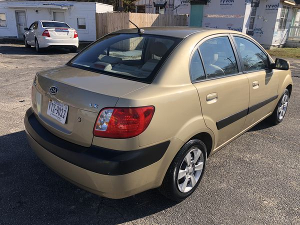 2007 kia rio 147k miles for sale in richmond va offerup. Black Bedroom Furniture Sets. Home Design Ideas