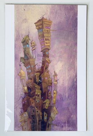 Print by: J Nichols for Sale in Salt Lake City, UT